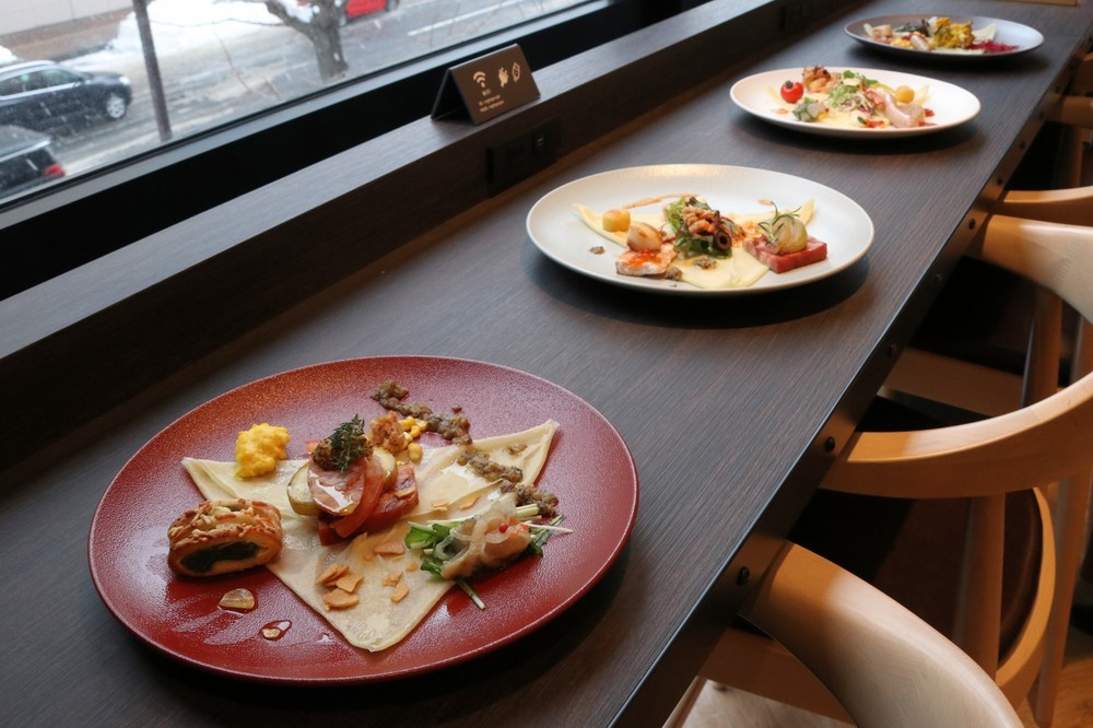 札幌駅前に開業「三井ガーデンホテル札幌ウエスト」 目玉は「クレープ」主役のレストラン