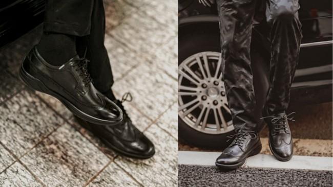 クルマの運転が快適に 「革靴×スニーカー」の新シューズブランド