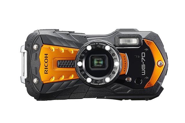 防水・防塵・耐衝撃 様々な環境下で高画質撮影できるコンデジ