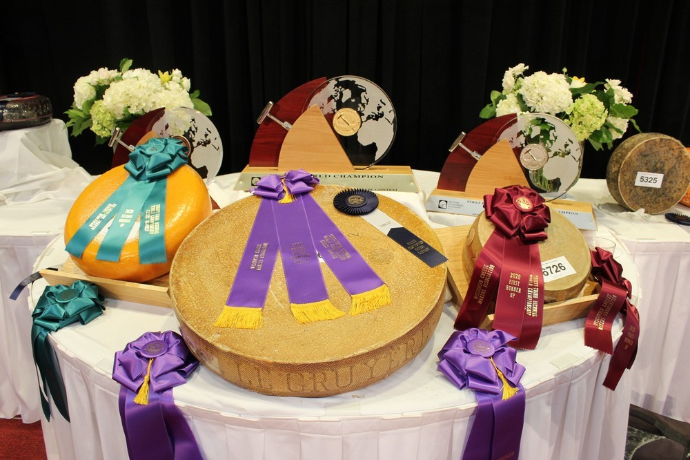 「World Championship Cheese Contest (WCCC)2020」