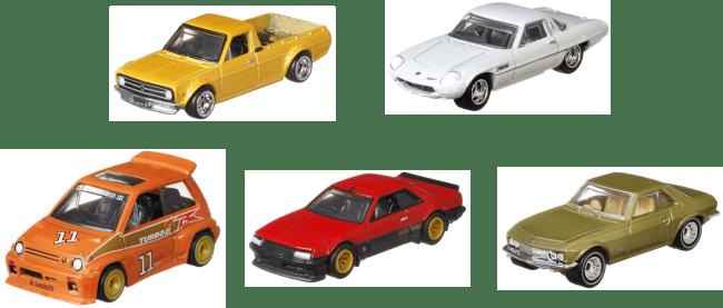 日本旧車のみを集めたコレクション