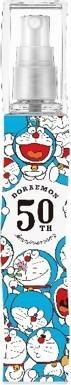 「ドラえもん」50周年限定デザイン 「ヘアー&ボディミスト」3種
