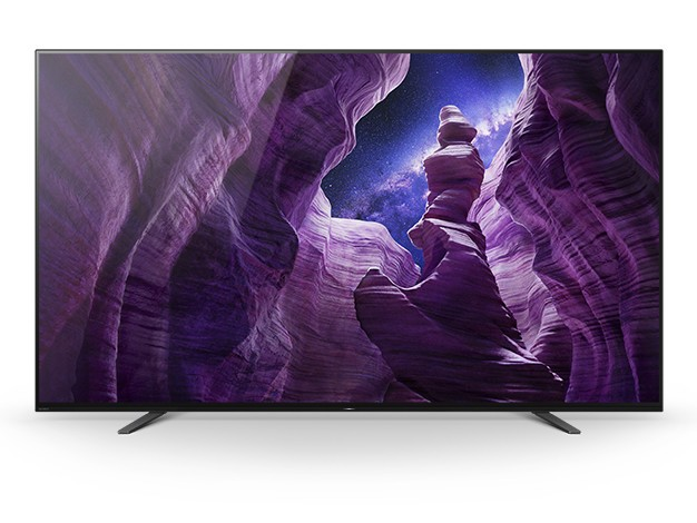ソニー「ブラビア」有機EL&液晶6シリーズ ネット動画も美しい高画質