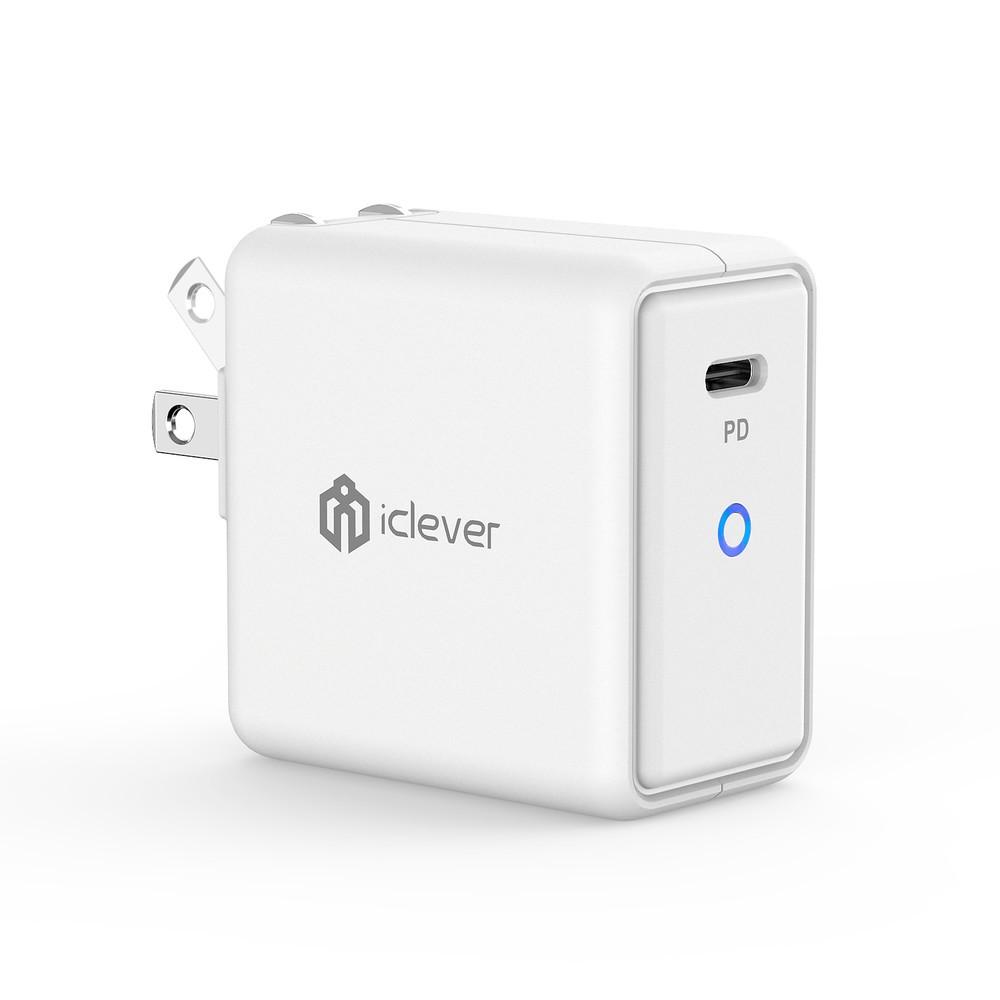 高速充電「PD 3.0」対応 コンパクトなUSB充電器
