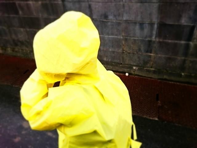 防護 服 雨合羽