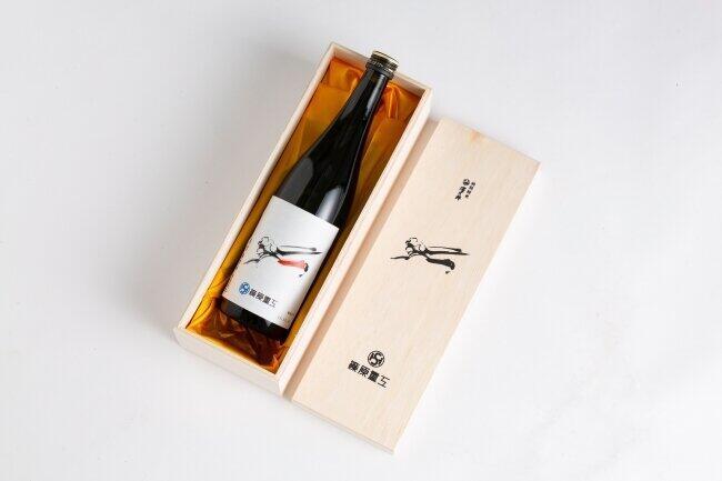 「機動警察パトレイバー」と「澤乃井」コラボ オリジナルラベル特別純米酒