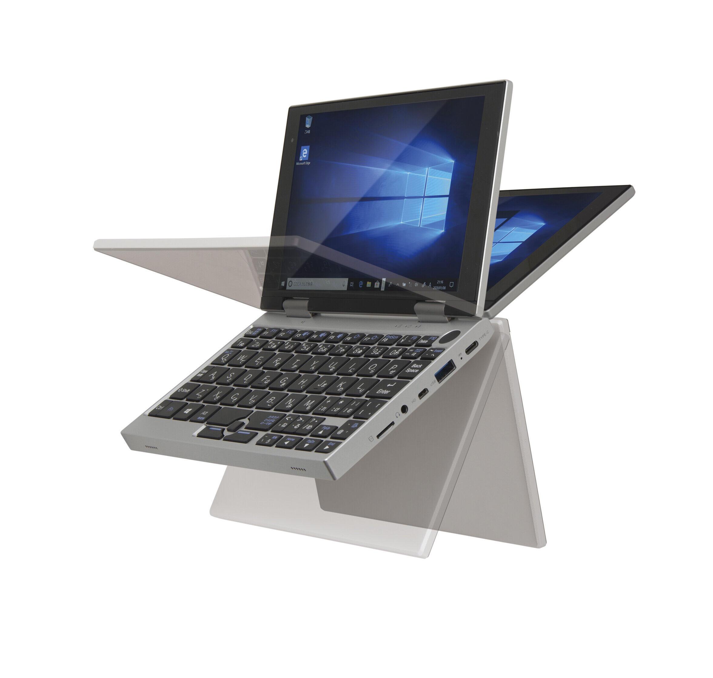 タブレットでも使える1万9800円の小型ノートPC ドン・キホーテ
