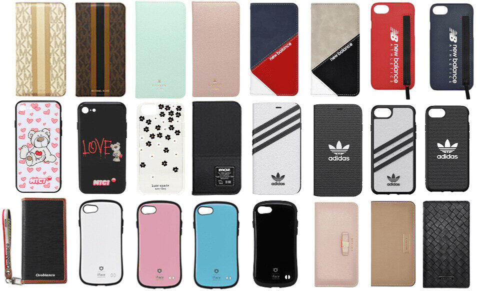 「au +1 collection」から新型iPhone SEケース
