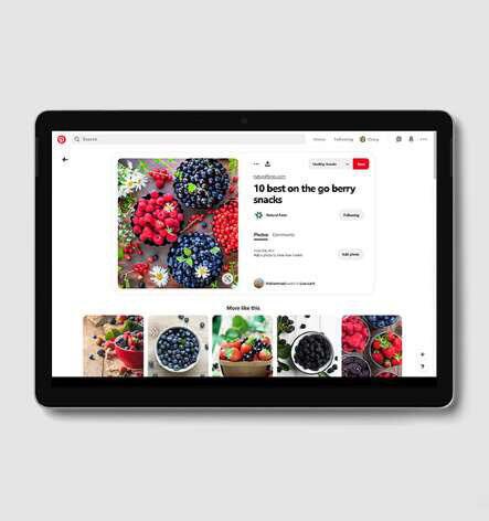 10.5型タブレットPC「Surface Go 2」 CPUやバッテリー向上