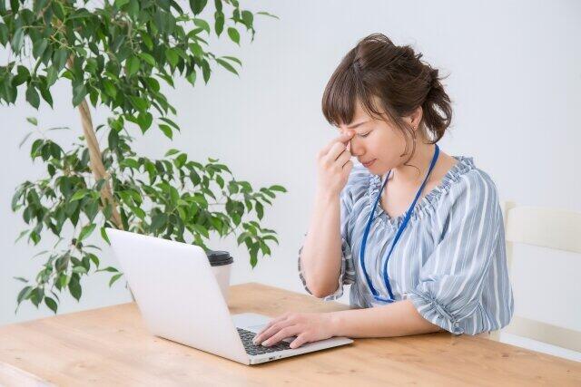 在宅勤務続きで疲れ目がひどい 眼科医が勧める「休憩」「目のいたわり方」