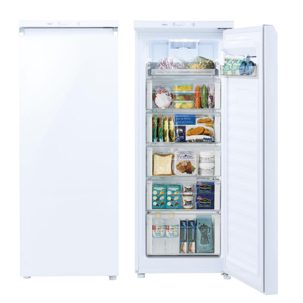 冷凍・チルド・冷蔵、3つの温度帯で使えるフリーザー