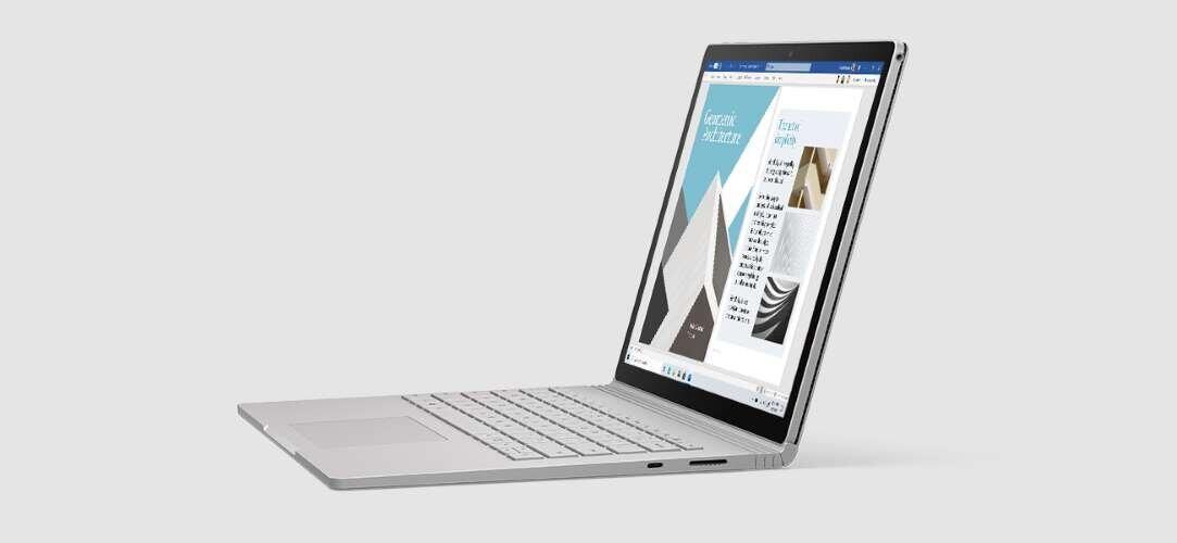 マイクロソフト「Surface Book 3」 13.5型&15型の2モデル