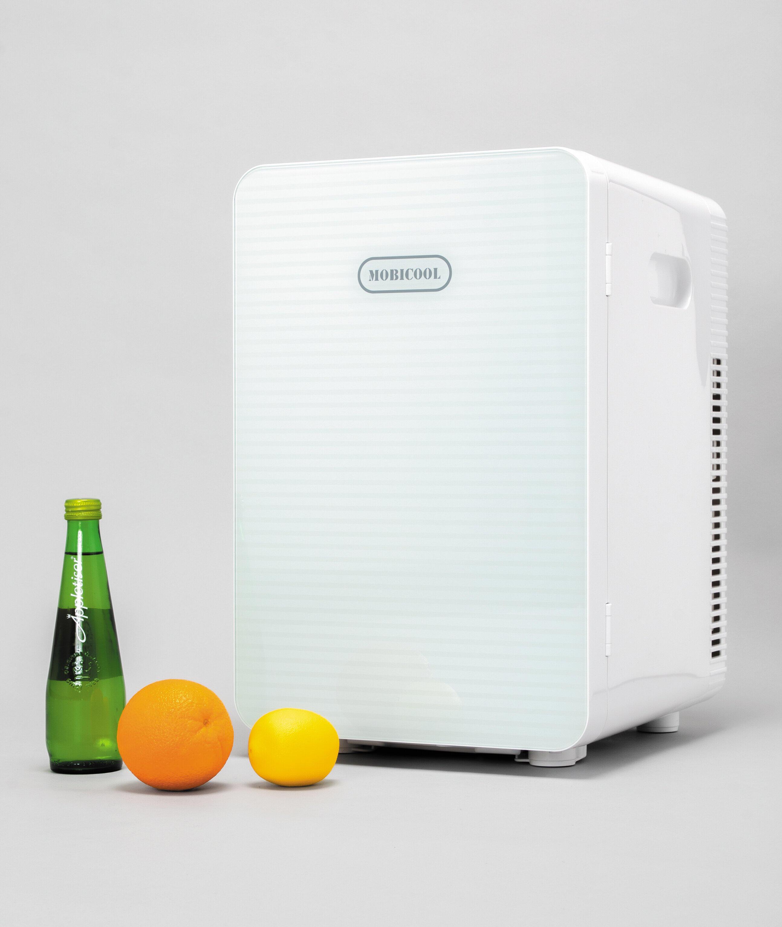 家庭用100Vと車載用DC12Vの2電源式対応の保冷庫