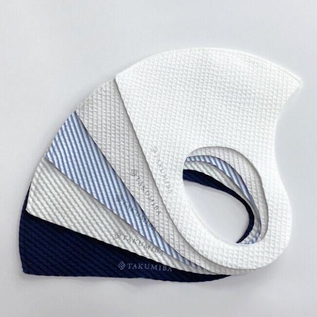 120万枚売り上げた「超伸縮」マスクシリーズ最新版 ドライな感触で蒸れにくい