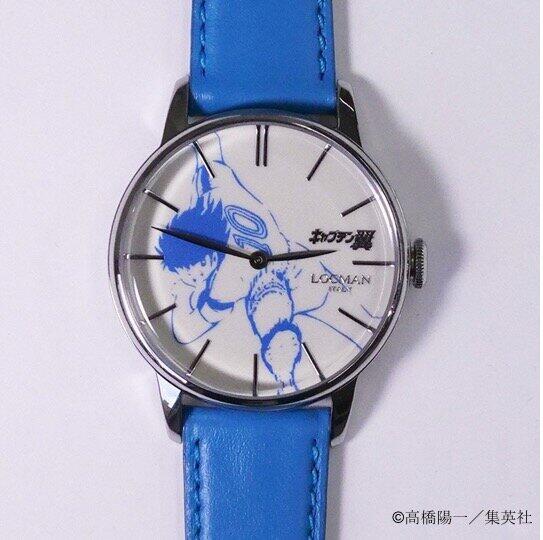 「キャプテン翼」とLOCMANコラボモデルの腕時計 限定100本