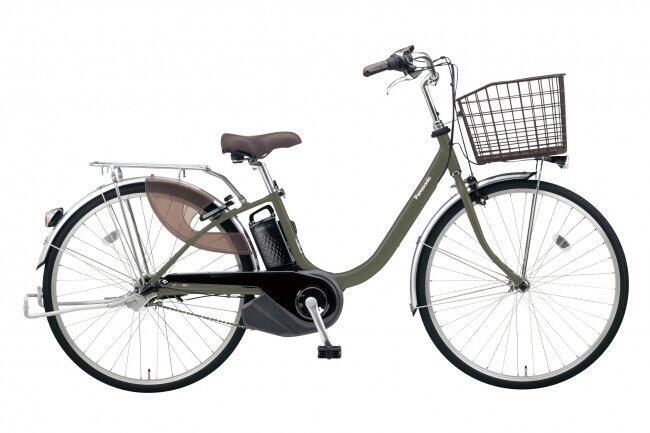 パナソニック「軽さ」にこだわった軽量電動アシスト自転車 限定カラー2色
