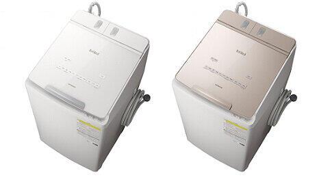 適量の液体洗剤や柔軟剤を自動投入 すぐれた洗浄作用の洗濯乾燥機