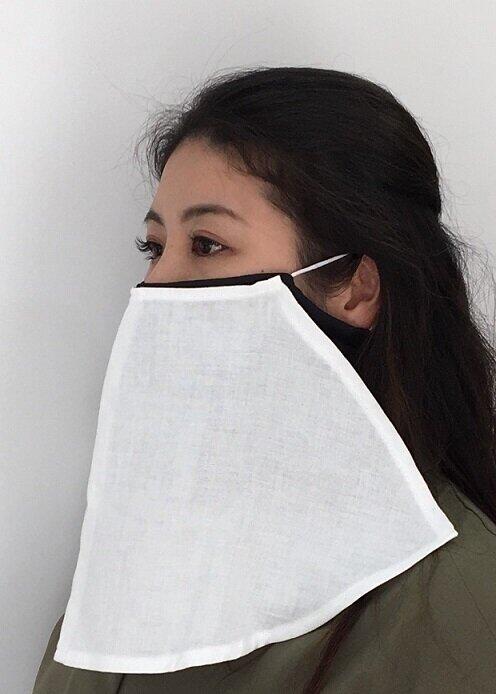 「合唱用マスク」声が通りやすい 「抗ウイルスガーゼ」付けると感染予防に