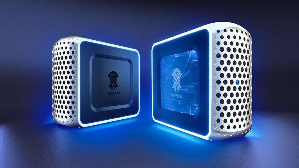 ゲーミングデスクトップPC コナミ「ARESPEAR」ブランドから3モデル