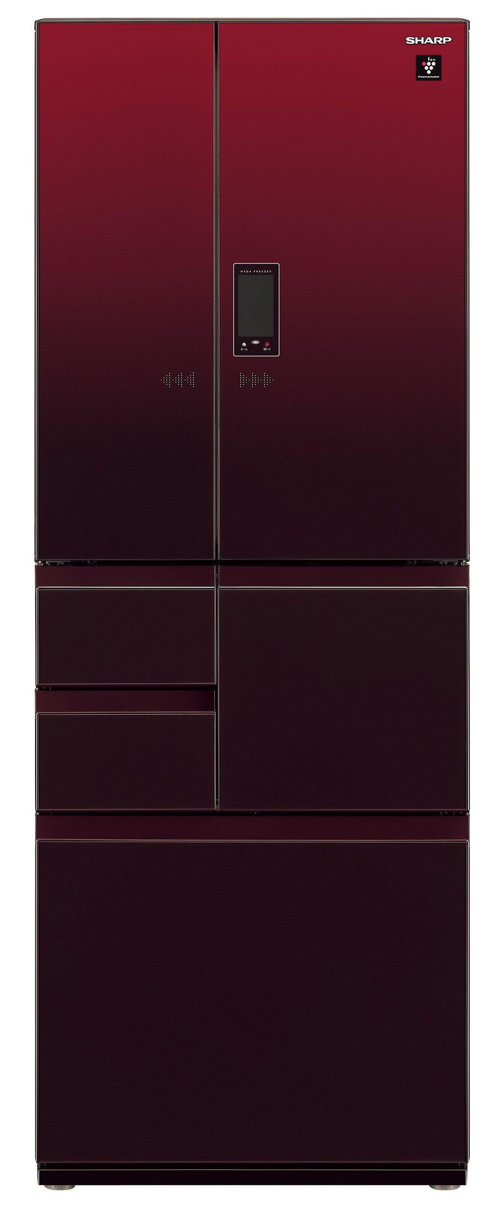 シャープ「プラズマクラスター冷蔵庫」 「AIoT」利用可能なサービスに対応