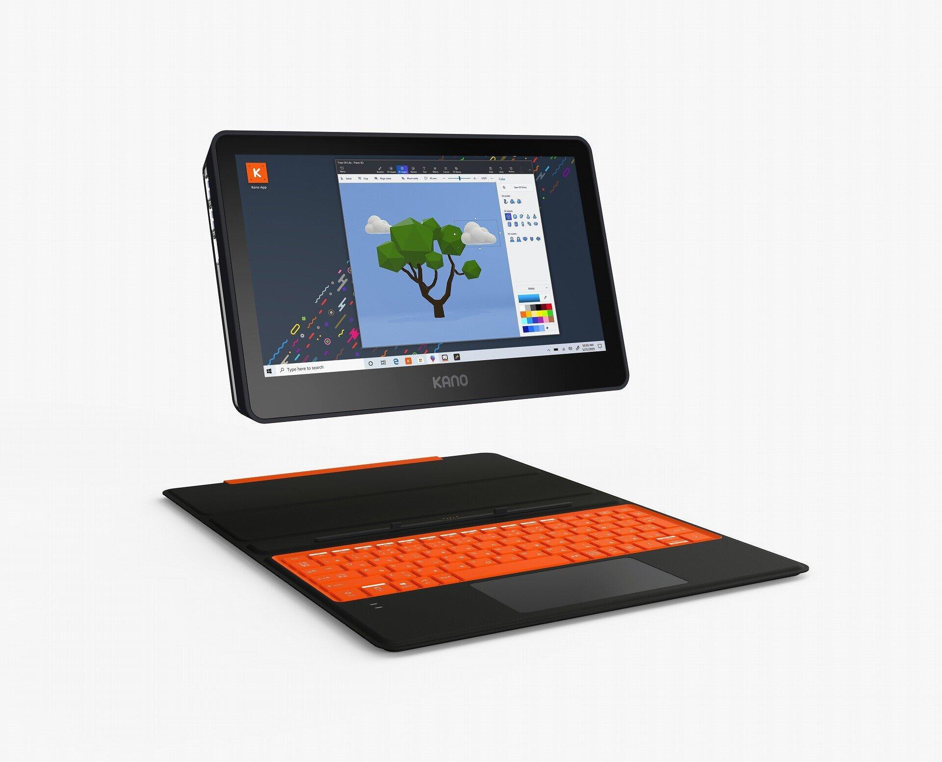 PCの仕組みやプログラミングが学べるWindowsタブレット
