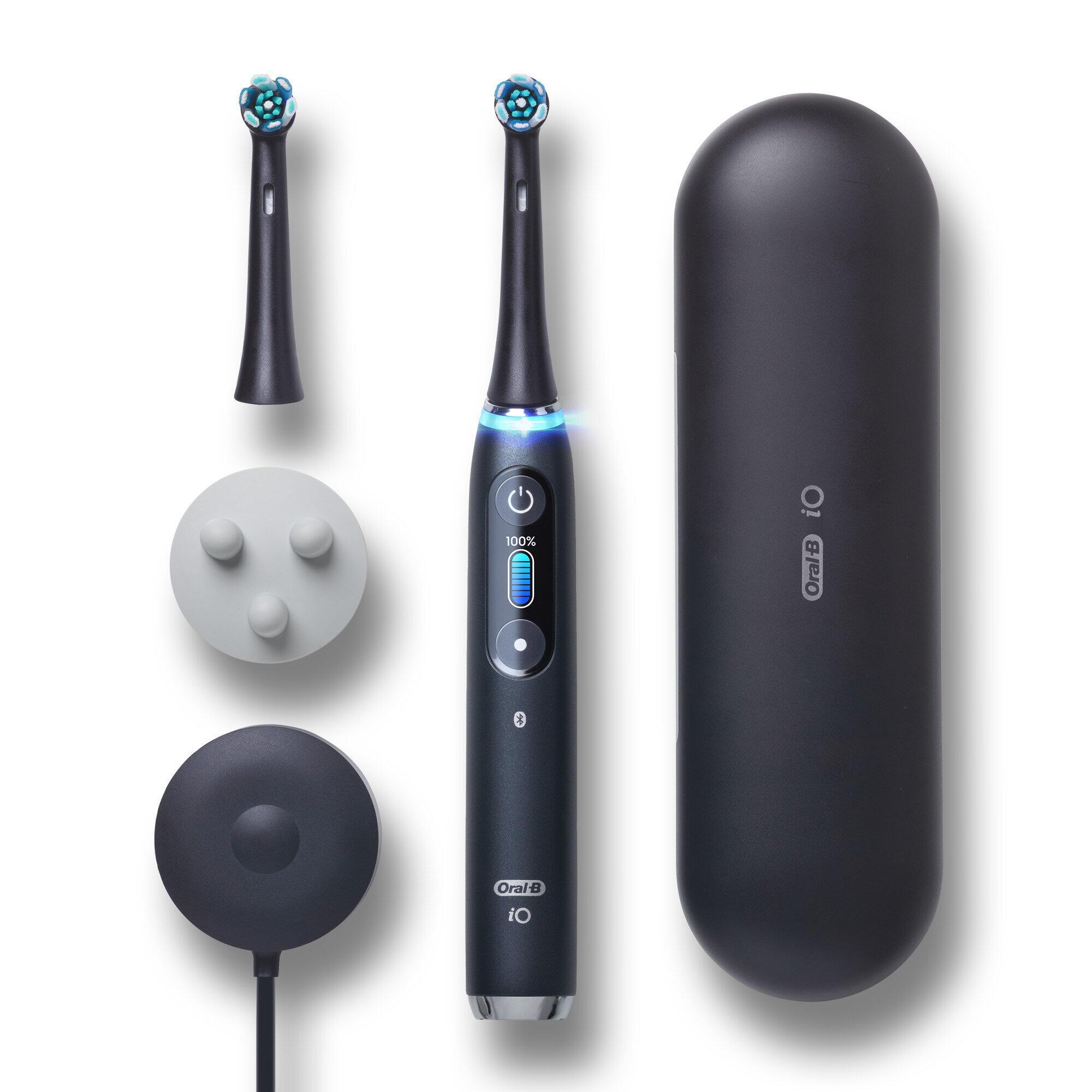 10月より開始する次世代電動歯ブラシ「オーラルB iO」