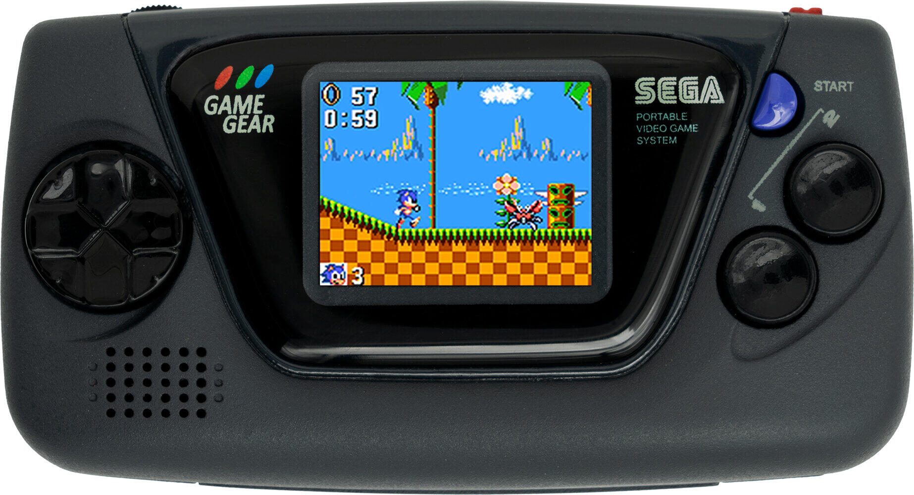 セガ唯一の携帯ゲーム機「ゲームギア」が令和時代に帰ってきた