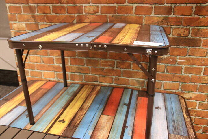 「グランベーシック丸洗いスリムサイドテーブル7060」(画像1)