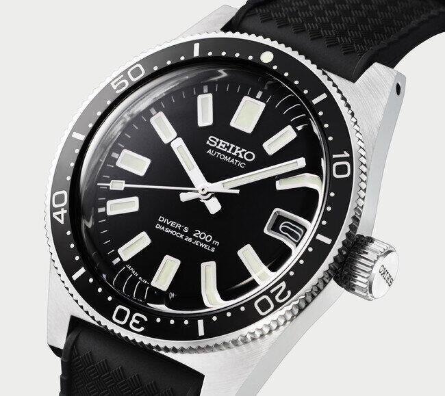 「セイコープロスペックス」×「男はつらいよ」コラボ腕時計 ビームス