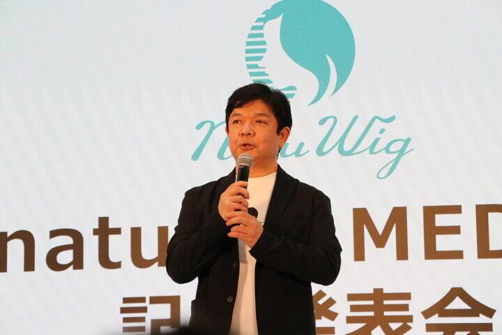 代表取締役社長・西上節也氏