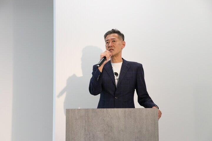 商品企画販売部長・湯川和俊氏