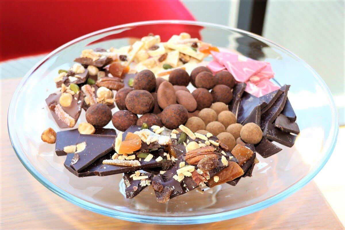 食べ放題のチョコレート(2)
