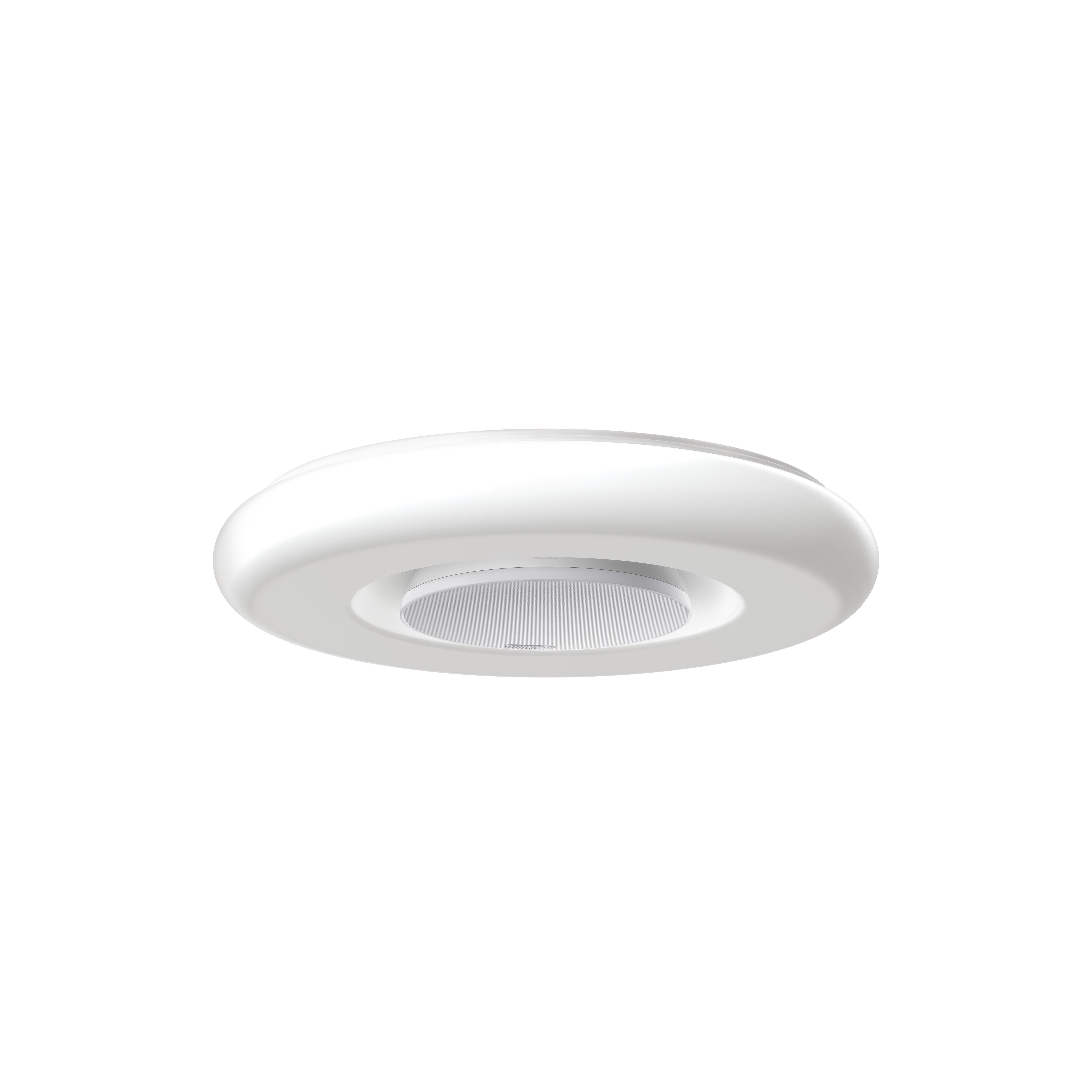 家電の操作やBluetoothスピーカー 見守り機能を備えたLEDシーリングライト