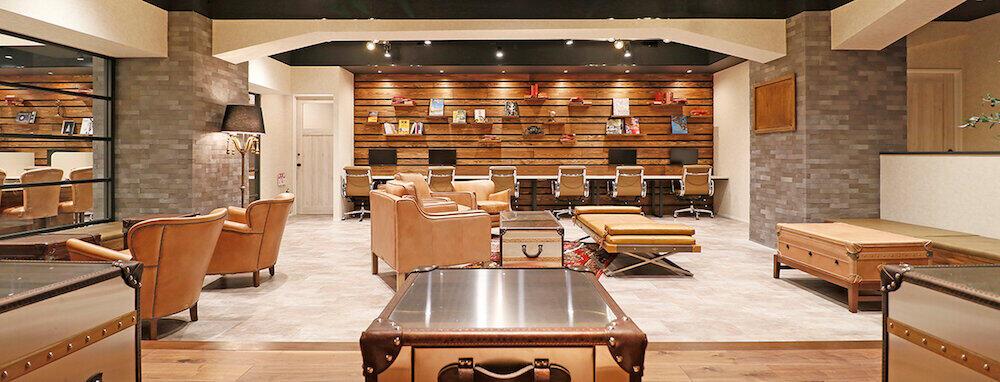ホテルやシェアオフィス70拠点以上を利用可 多様な働き方に対応「スマートオフィス」