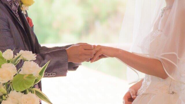 「いい夫婦の日」に結婚したのに…(画像はイメージ)