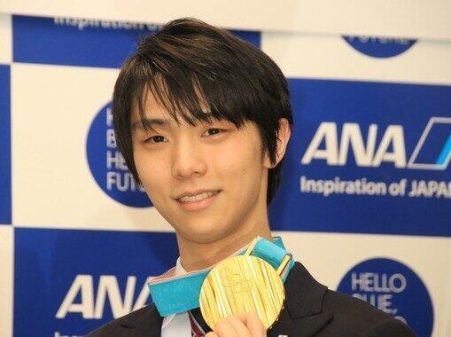 羽生結弦選手、NHK杯欠場も…(写真は2018年2月撮影)