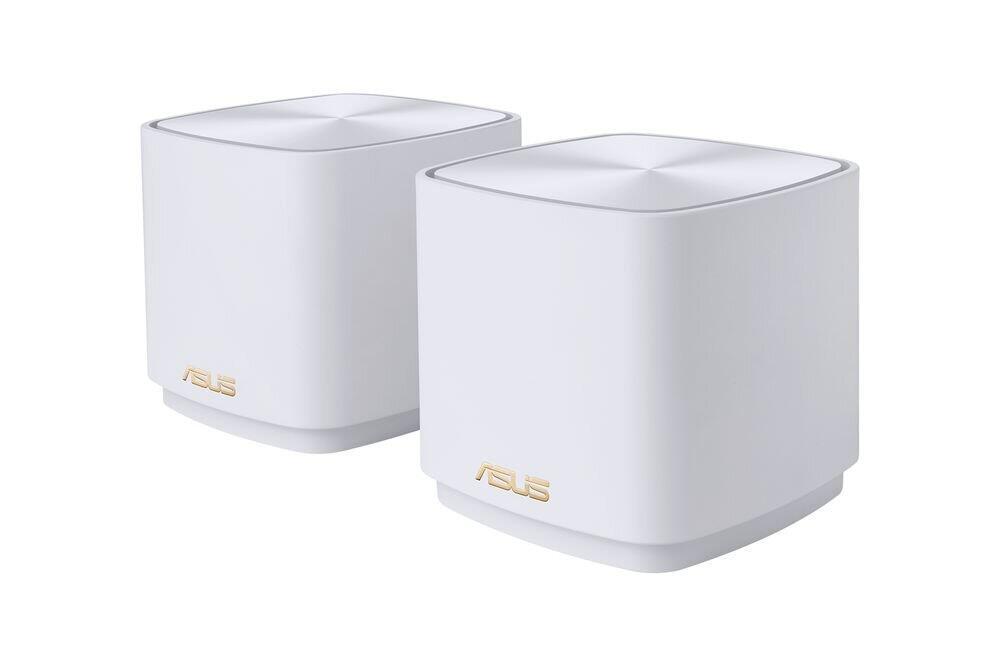 「Wi-Fi 6」対応、高速ワイヤレス通信が家中で ASUSのメッシュWi-Fiシステム