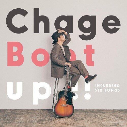 Chage、「Boot up!!」<br/> 明るい笑顔が恋しい