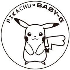 時計の裏蓋にはピカチュウのイラストを刻印((c)2021 Pokemon. (c)1995-2021 Nintendo/Creatures Inc./GAME FREAK inc.)