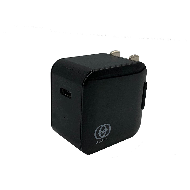 「GOPPA」ブランドのUSB Type-C充電器 スマホ&タブレットを最大20W出力で充電