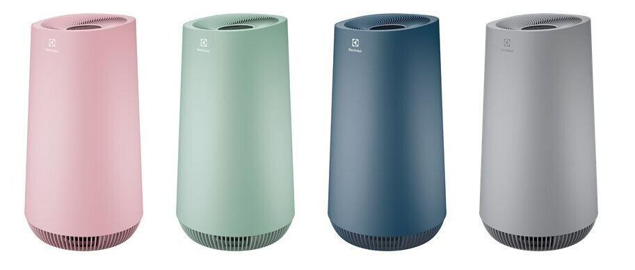 高いデザイン性と空気清浄力を両立