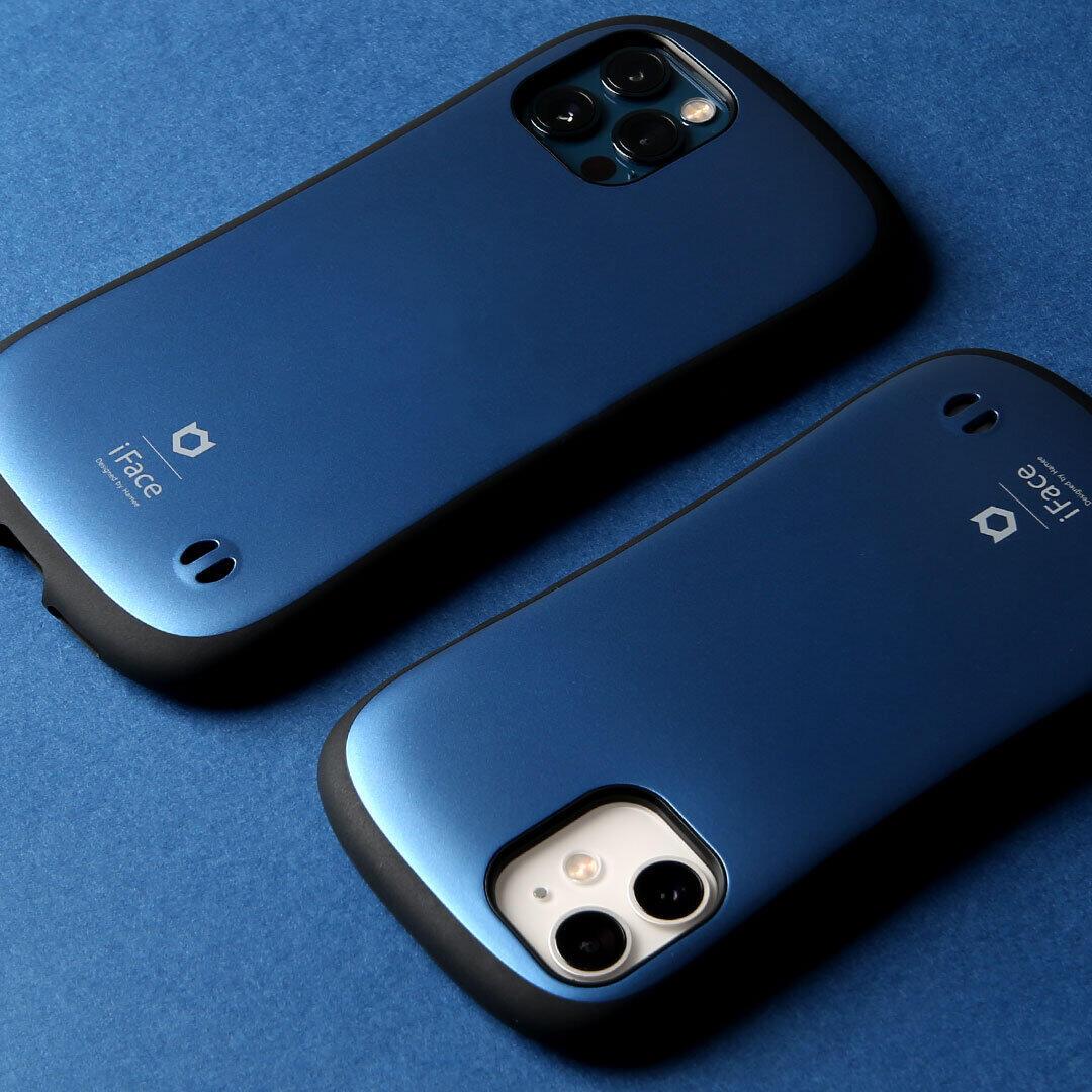 iPhone 12シリーズ向けコーラルブルー 「iFace」ブランドから