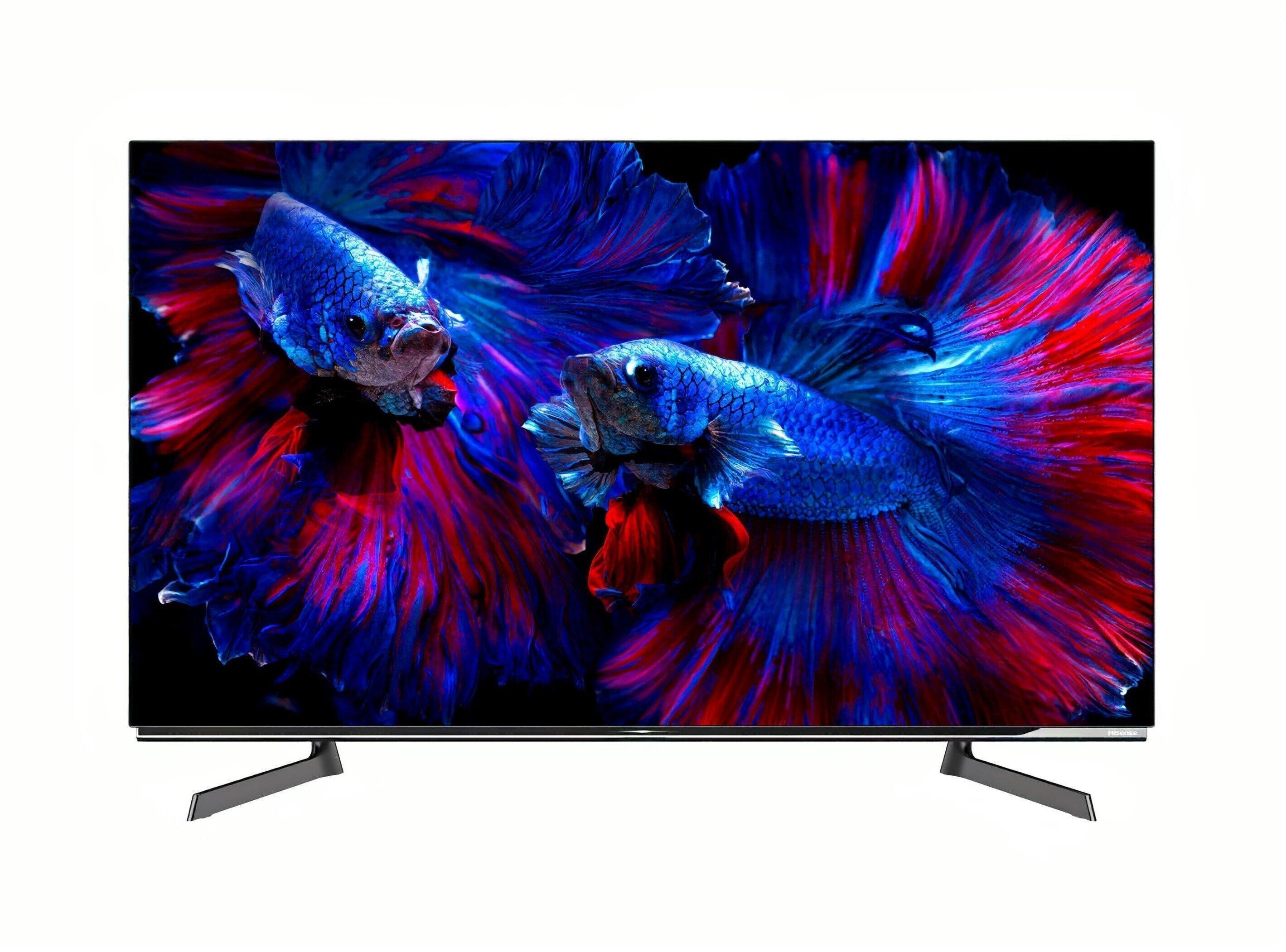 放送もネット配信コンテンツも高画質で楽しめる ハイセンスから48V型4K液晶テレビ