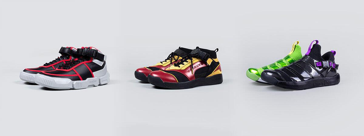 平成「仮面ライダー」がファッションアイテムに バンダイが新ブランド
