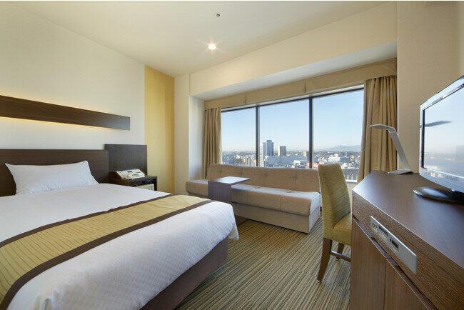 1万5000円で「私の仕事部屋」 新横浜プリンスホテルが新プラン