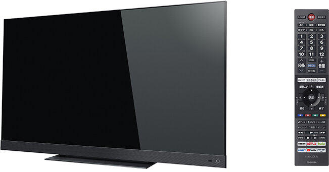 東芝から「タイムシフトマシン」搭載 「4K液晶レグザ」フラッグシップモデル