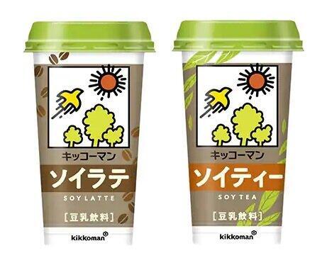 アラビカ種のコーヒー豆、アッサム茶葉を採用