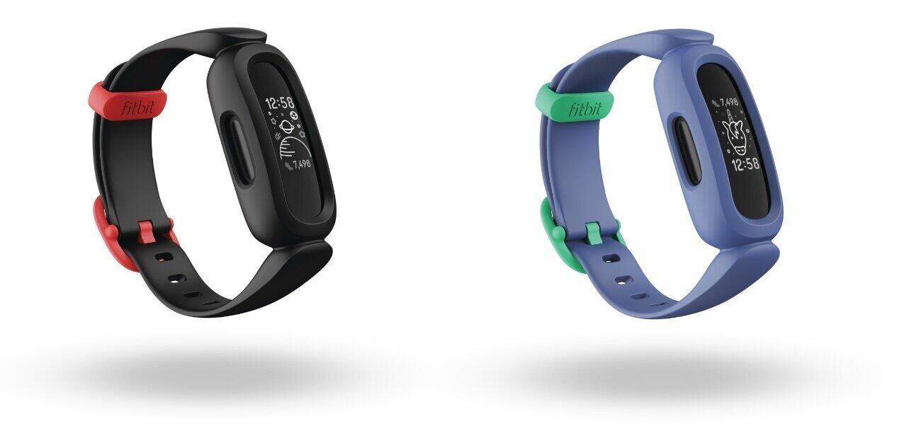 Fitbitから子ども向けウェアラブルデバイス 体の成長に必要な睡眠を