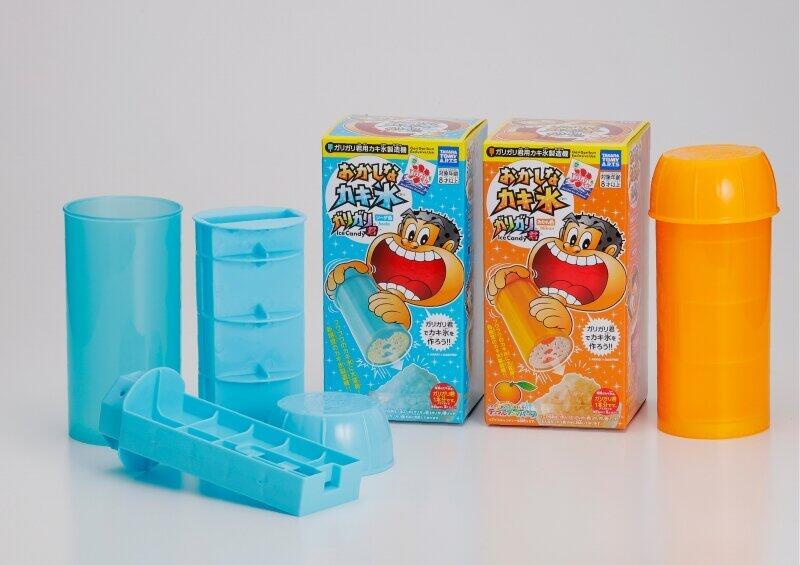 「ガリガリ君」を削ってカキ氷が作れる 「おかしなカキ氷 ガリガリ君」