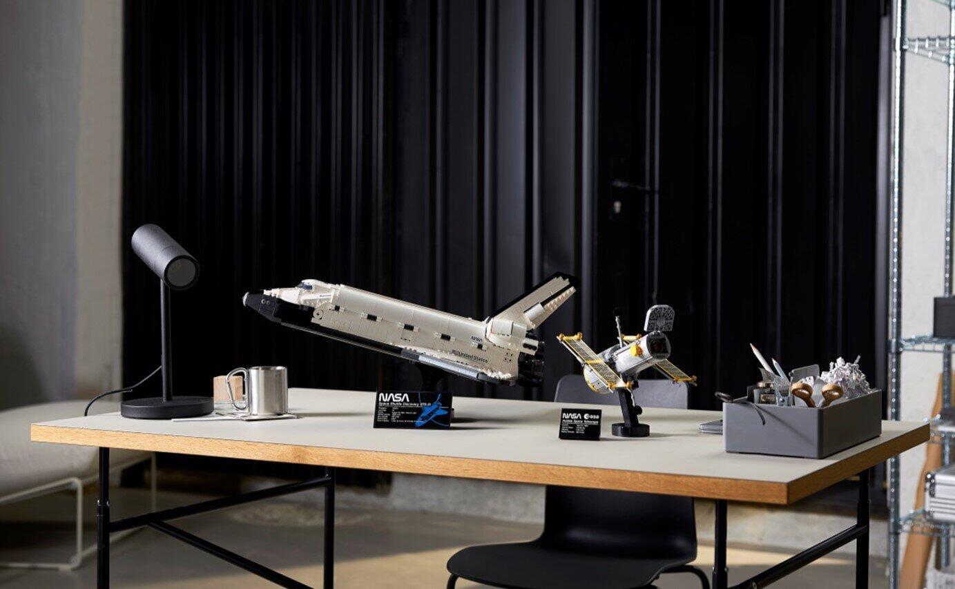 のちの天文物理学や宇宙開発の発展に寄与した重要なミッションをレゴで再現